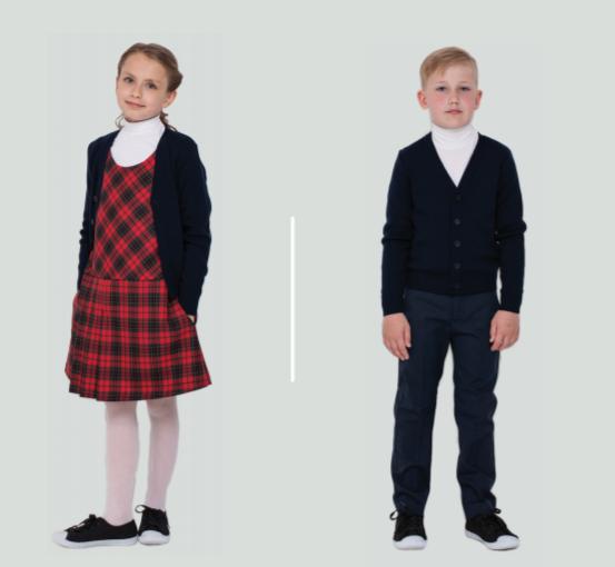 Mokyklinė uniforma